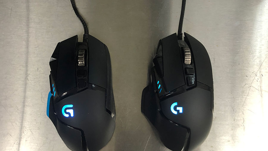 Logitech G502 Hero Vs G502 Proteus Spectrum: Difference and Detailed Review