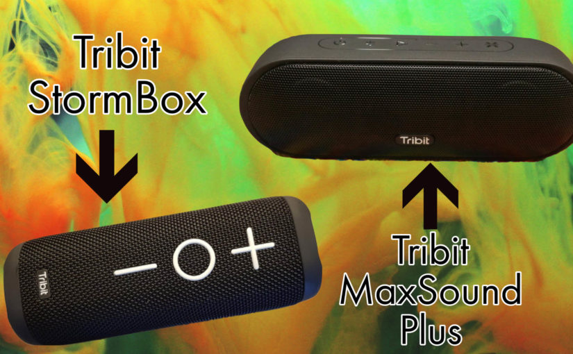 Tribit StormBox vs Tribit MaxSound Plus: Which Is Better Than the Other?