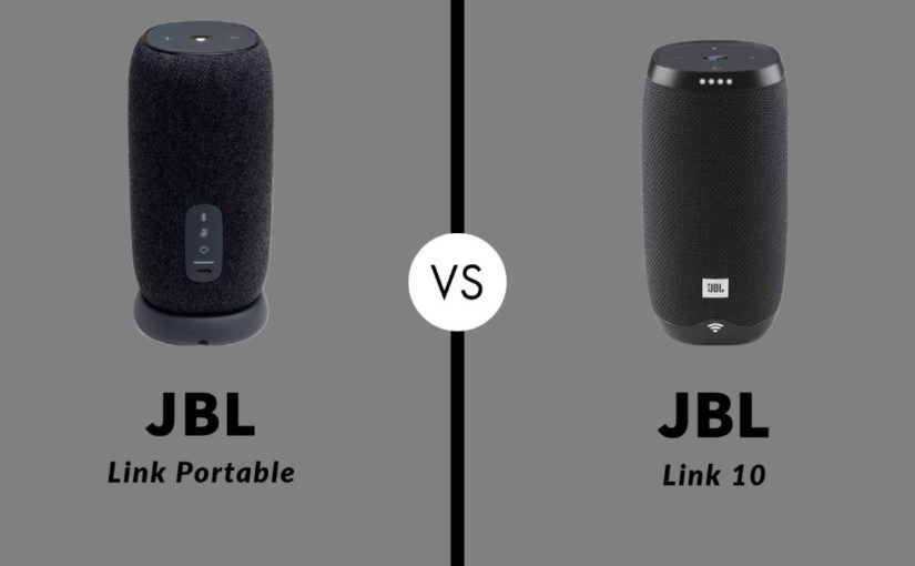 JBL Link Portable vs Link 10: Which One Is Better for the Price?