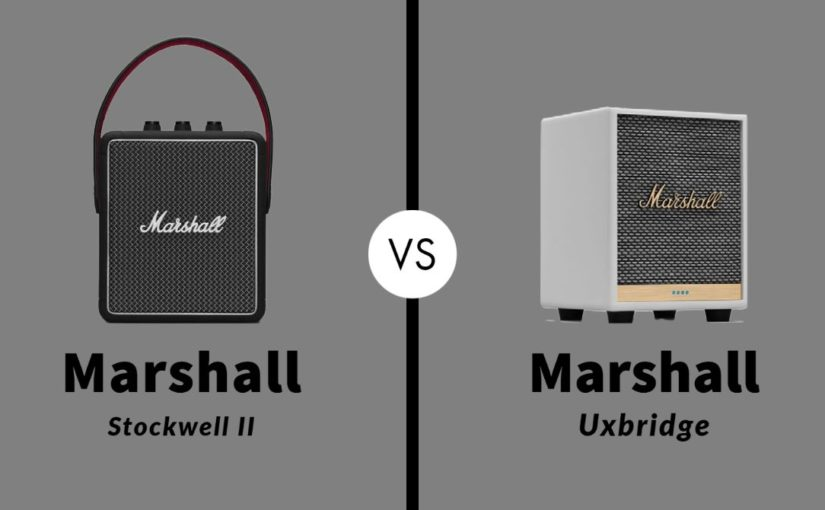 Marshall Stockwell II vs Uxbridge