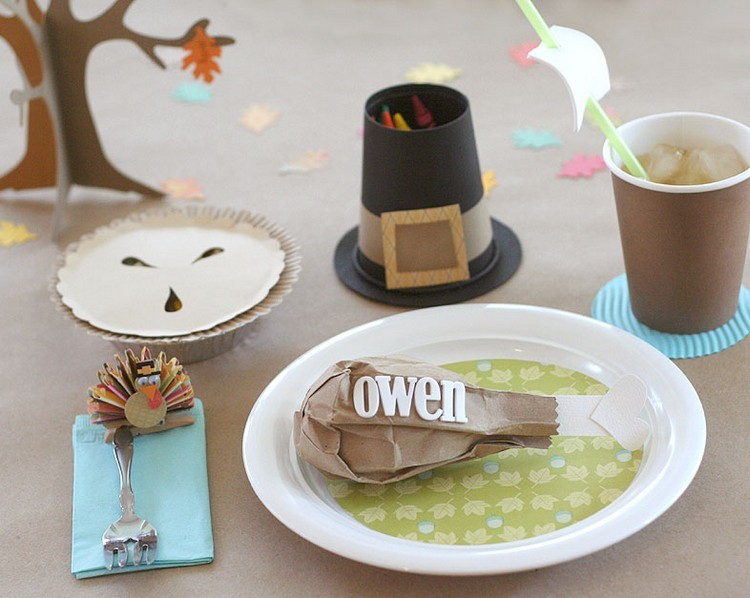 Craft Ideas for Children to Decorate Your House on Halloween