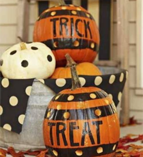 Halloween Decoration Ideas With the Help of Pumpkins