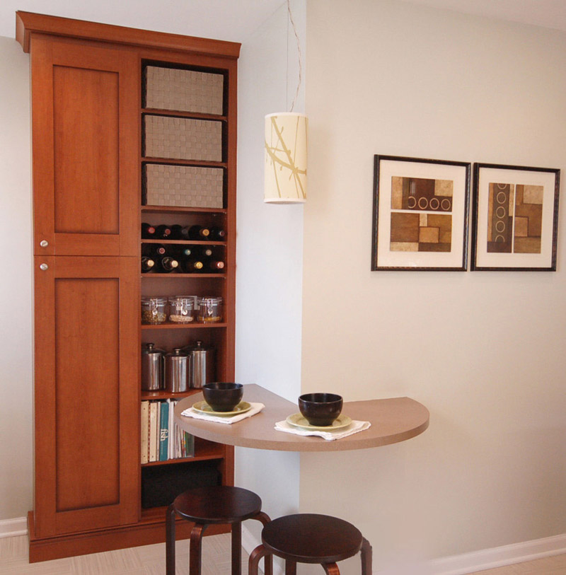 10 Tips for Small Kitchen Designs