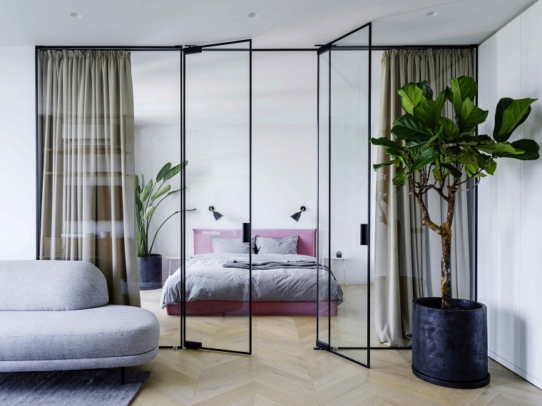 15 Ideas to Decorate a Small Bedroom to Visually Expand the Space
