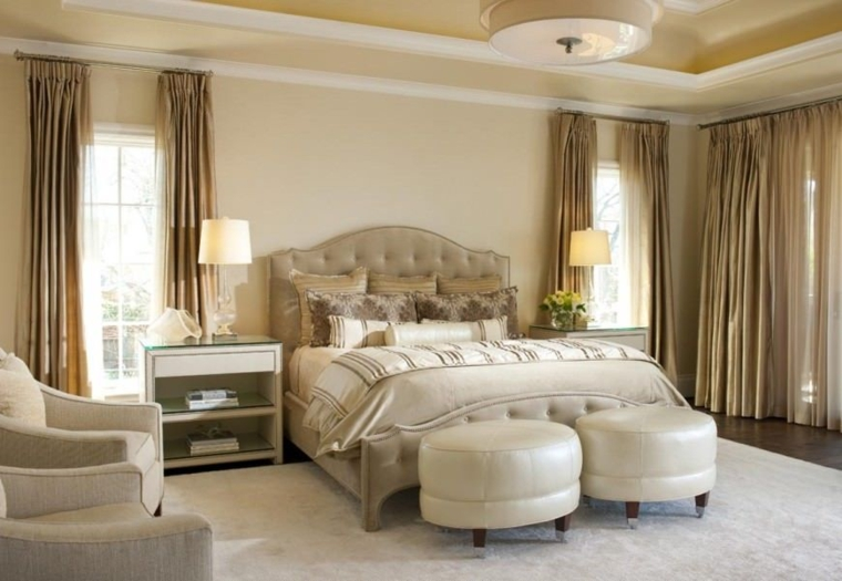 20 Ideas on How to Choose and Where to Place Auxiliary Bedroom Furniture
