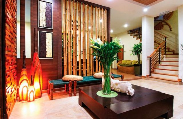 20 Ideas to Bring New Trends in the Ecodesign by Using Bamboo in the Interior