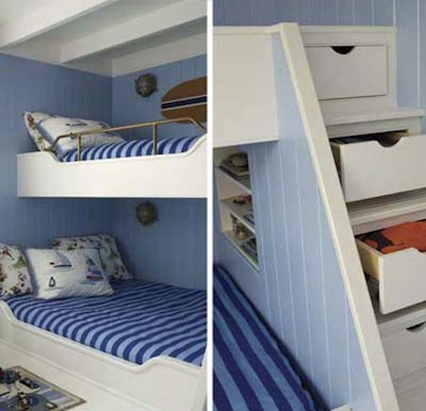 21 Perfect Children's Bunk Bed Ideas to Optimize Space