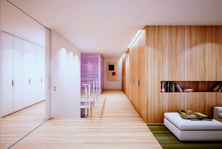 42 Ideas for Walls Decorated With Wood - a Modern Accent in the Interior