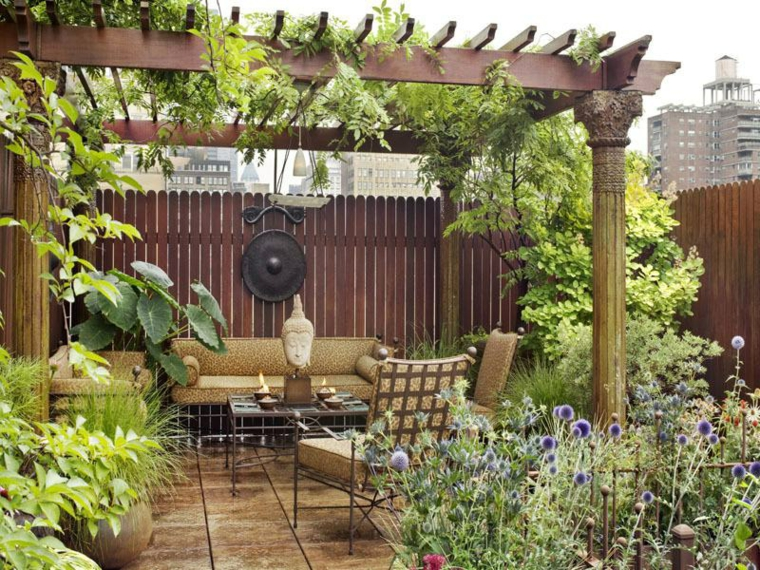 25 Cozy Ideas to Create a Unique Space in Your Terrace